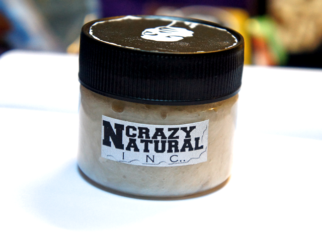 Crazy Natural Inc Shea Butter Body Butter Review and Ingredients