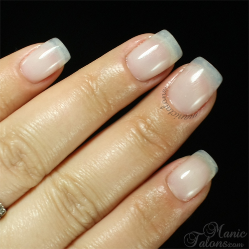 Sculpted Nails with Brisa Lite Builder Gel
