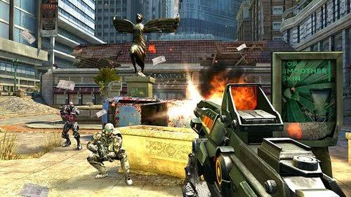 Gameplay N.O.V.A 3 Near Orbit Vanguard Alliance 3