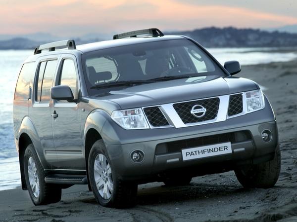 Nissan pathfinder autosmr