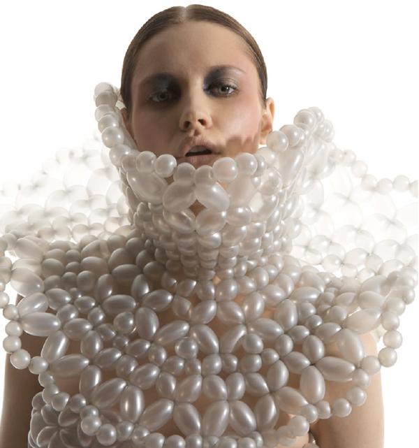 Moda inusual y creativa