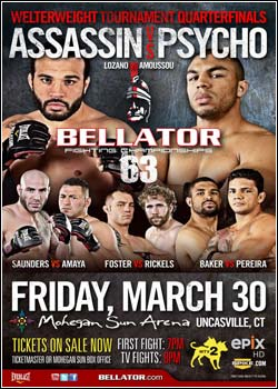 Modelo Capa Download   Bellator Fighting Championships 63   HDTV (30.03.2012)