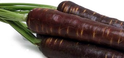 The Maroon Carrot
