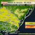 AVISO | Prob. lluvias y tormentas fuertes (PM Jue 29/10 - Vie 30/10)