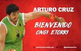 Arturo Cruz sigue los pasos de Mangas y jugará en Basket Navarra