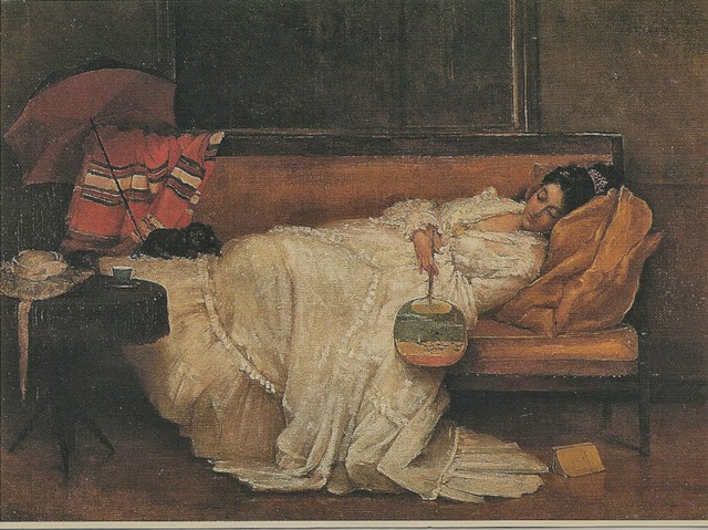 Another Woman Sleeping