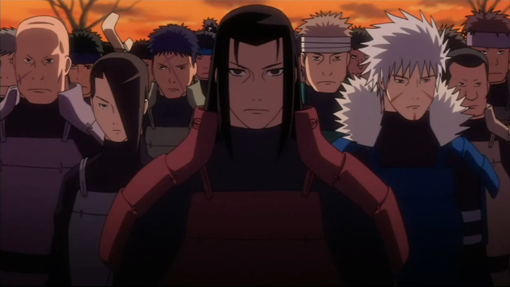 In The War Between Clans Clan And Senju Regarded As Strongest Among All Both Were Always Hired By Various Countries To
