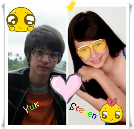 Yuki Kato Dan Steven William