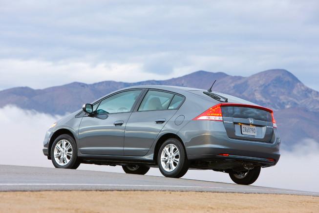 Honda-2012 Honda Insight ~ CAR WORLD