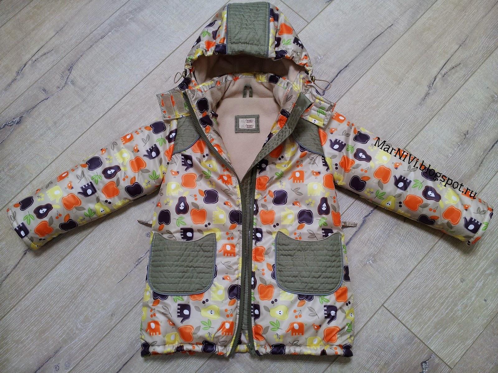 Как сшить куртку из комбинезона