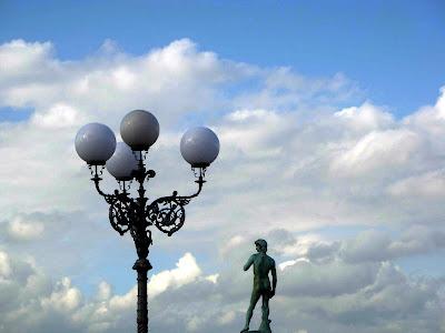 Firenze vista dall'alto - Piazzale Michelangelo