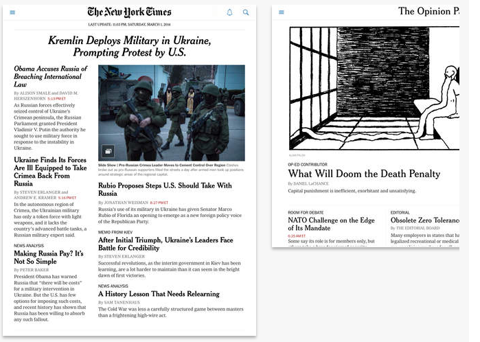 top iphone apps nytimes for ipad breaking national world news
