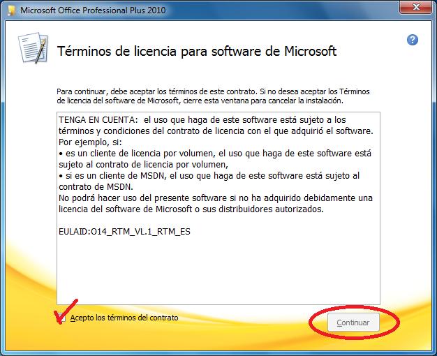 Descargar microsoft office 2010 comprimido definicion