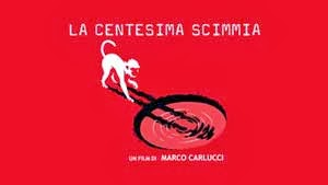Ο εκατοστός πίθηκος - la centesima scimmia - the hundredth monkey by Marco Carlucci