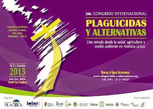 2º Congreso de Plaguicidas
