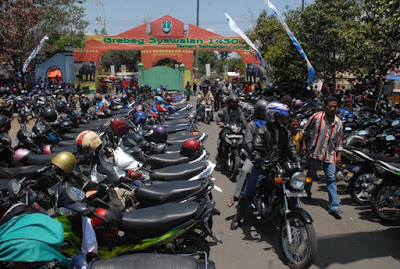 Dishub Surabaya Bicara Tentang Parkir, Di bully Di Medsos