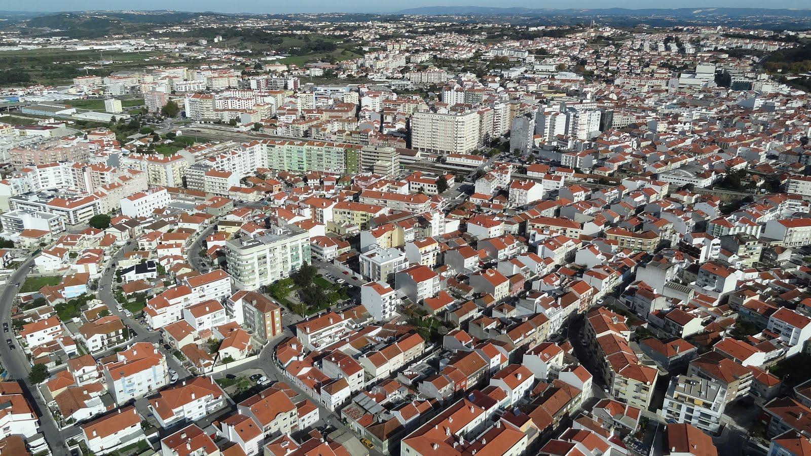 Caldas Da Rainha Portugal  city images : Terceira Dimensão Fotografia Aérea: Caldas da Rainha
