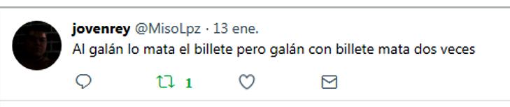 Jovenrey en Twitter
