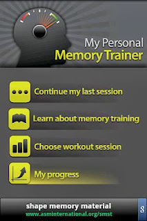 My Personal Memory Trainer