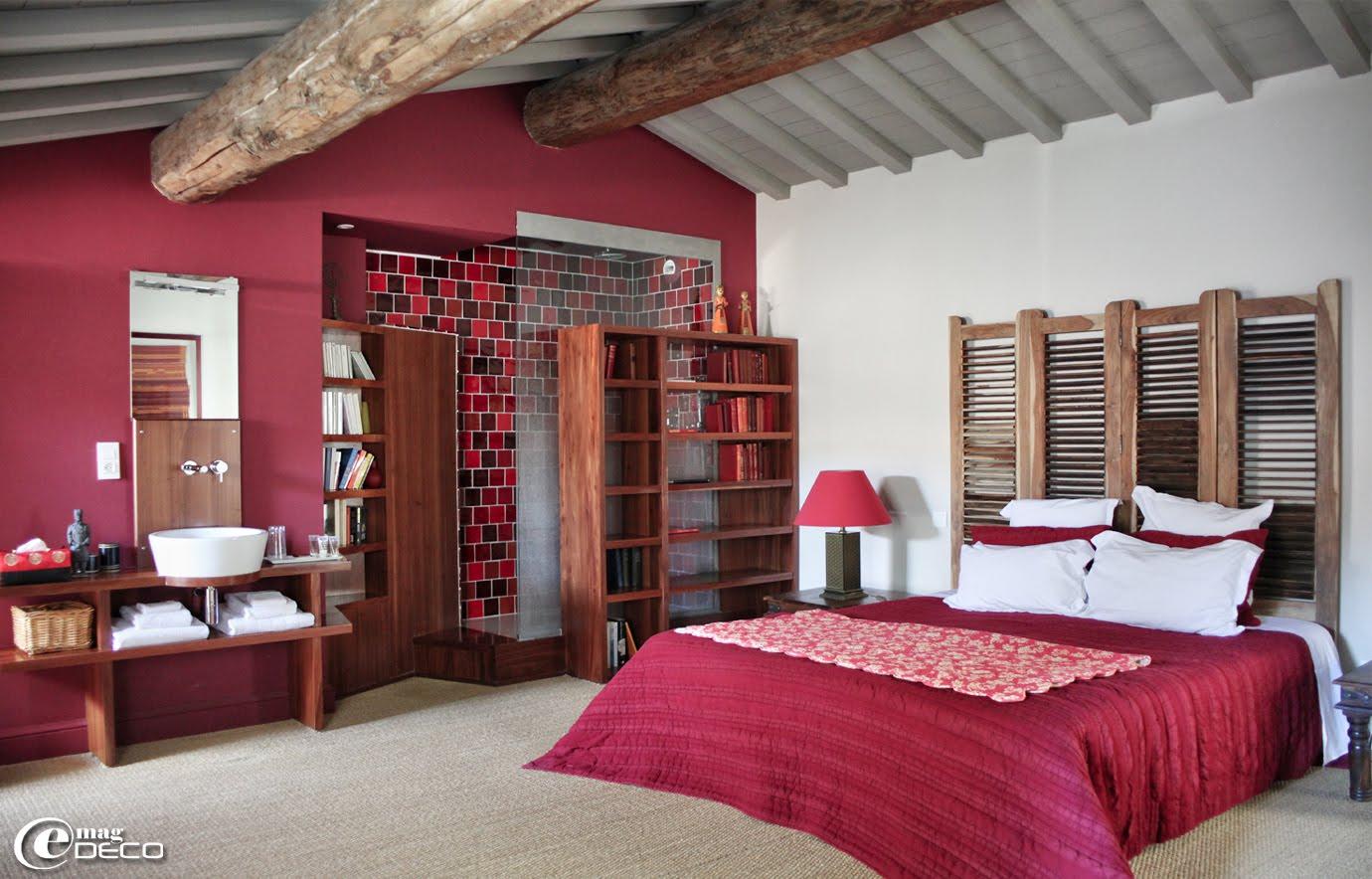 La Chambre à la Loggia, maison d'hôtes La Maison sur la Sorgue à L'Isle-sur-la-Sorgue