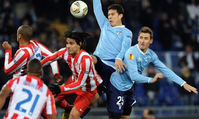 Lazio Atletico Madrid 1-3 highlights