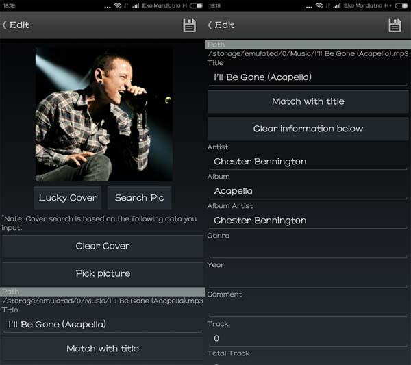 Cara Ubah Info Lagu Mp3 di Android
