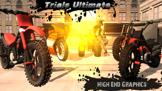 Trials Ultimate 3D HD Gameplay