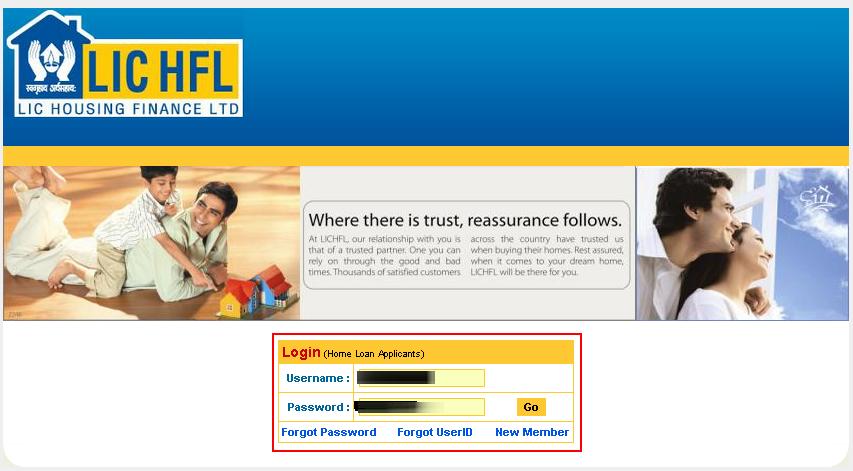 Lichfl Generating Home Loan Statements Online