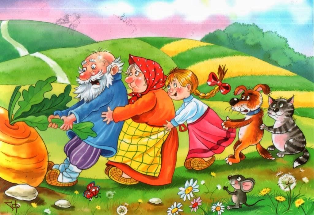 Детские Сказки С Картинками
