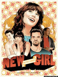 Assistir New Girl Dublado 4x03 - Julie Berkman's Older Sister Online
