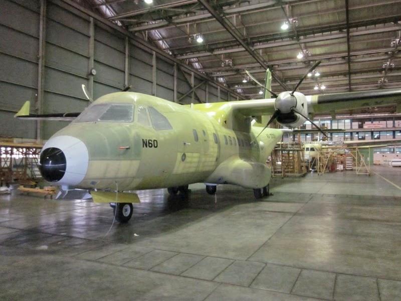 Pesawat CN235 Buatan PT DI Mampu Lacak Keberadaan Kapal Selam