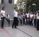 DISCURSO PLAZA BOLIVAR DE ACARIGUA