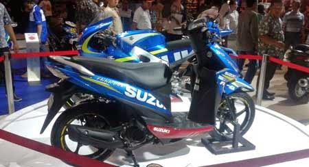Suzuki Address Versi MotoGP