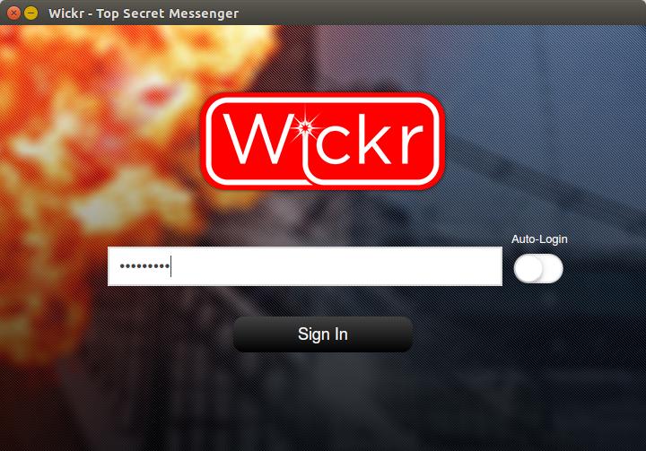 Скачать приложение wickr me