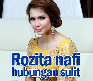 Rozita Che Wan Nafi Hubungan Sulit