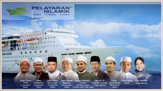 Pelayaran Islamik Bukan Sekadar Percutian