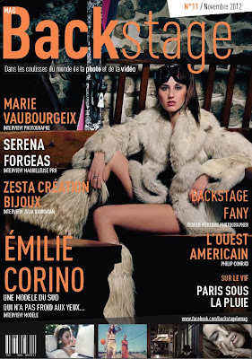Backstage - 11 Novembre [2012]