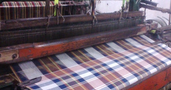 Leith Clothing S Genuine Madras Check Shirt Cut And Sewn