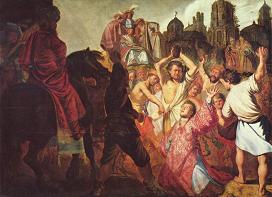 SAN ESTEBAN PROTOMARTIR (Siglo I). Fiesta 26 de Diciembre