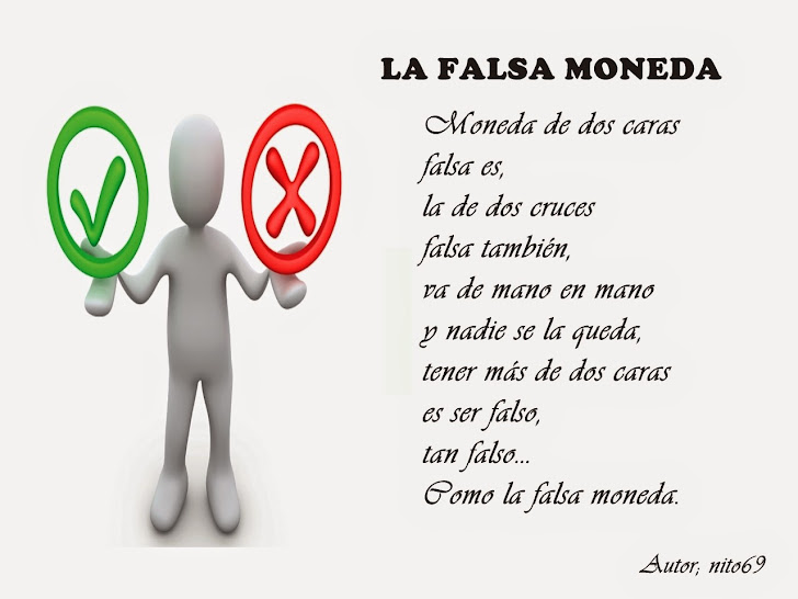 LA FALSA MONEDA