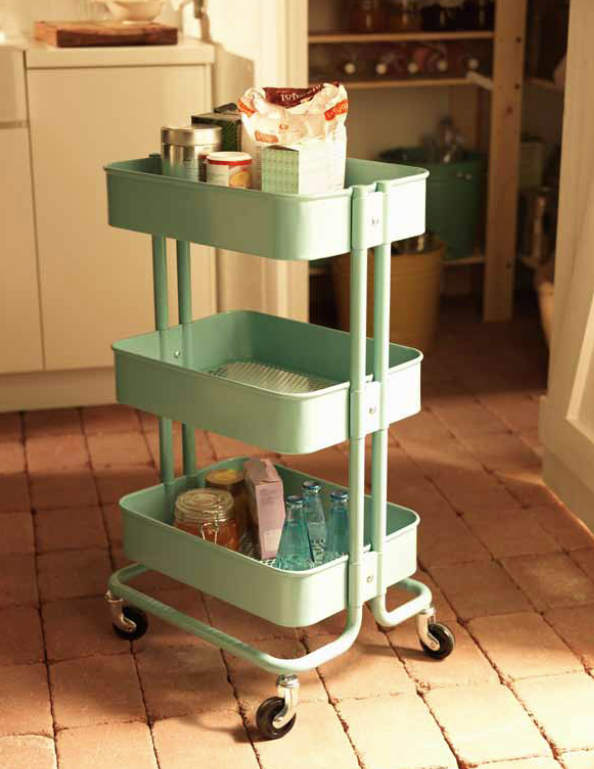 the raskog cart may be called a kitchen trolley but why keep all