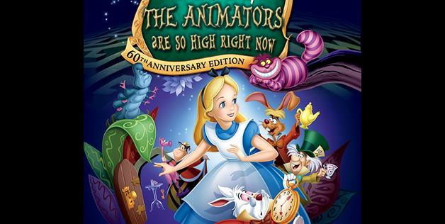 Alice in Wonderland animatedfilmreviews.blogspot.com