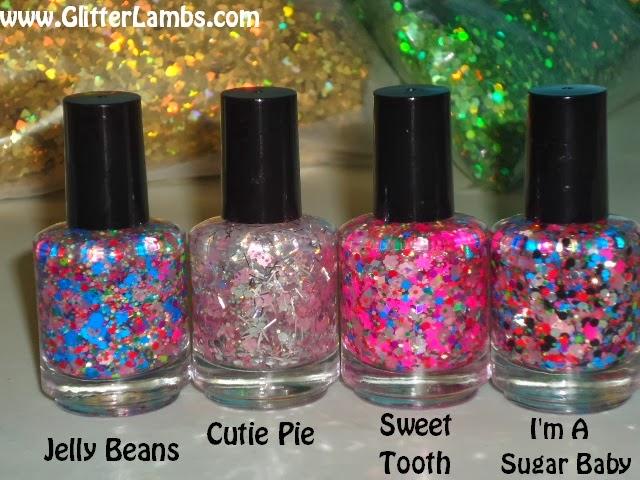 Glitter Lambs- Nail Polish, DIY, Beauty, Makeup And Product Reviews