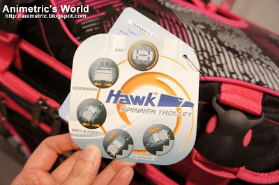 Hawk Spinner Trolley tag
