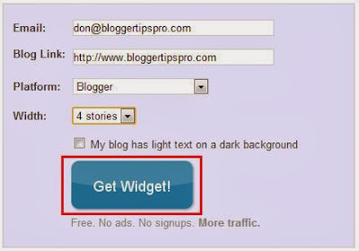 How to add related posts within Blogger