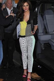 Cheryl Cole Candids