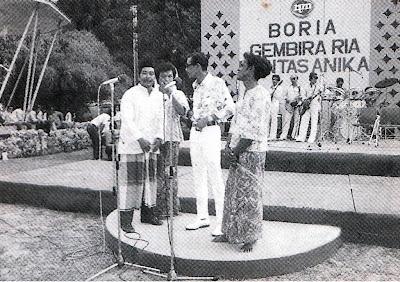 Boria 70an