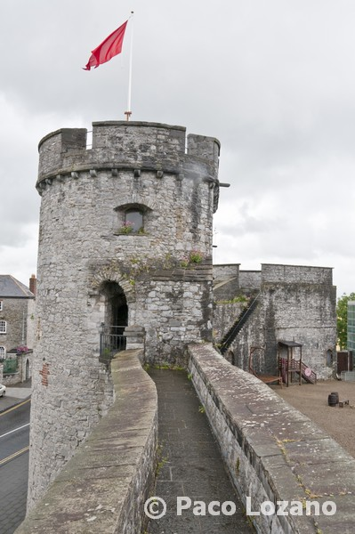 Castillo del Rey Juan en Limerick