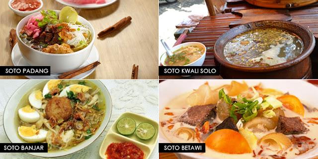 Soto Khas Indonesia