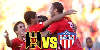 Resultado Partido Unión Española Vs Atlético Junior